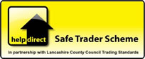 Help Direct - Safe Trader Scheme. In partnership with Lancashire County Council Trading Standards